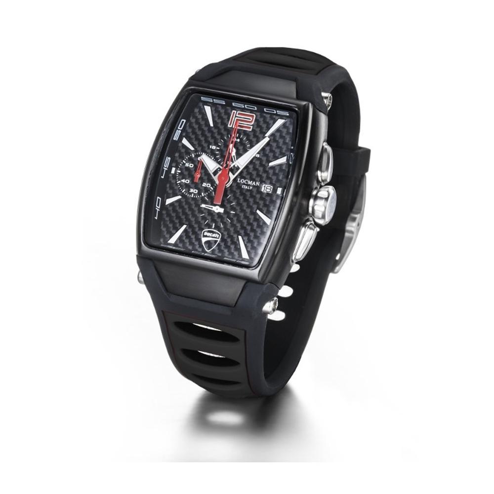 shopping cerca autentico moda Orologio Locman Ducati Cronografo Nero serie limitata